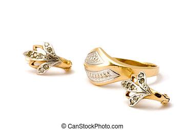 seal-ring, orecchio-anello