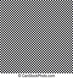 Seamlees Monochrome Background - Vector Seamlees Abstract ...