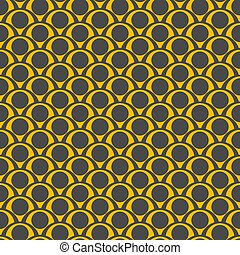 seamles, próbka, czarnoskóry, żółty