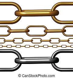 seamless, řetěz