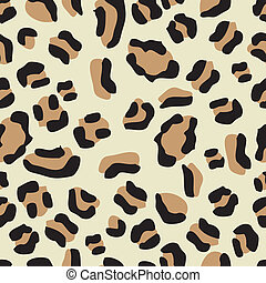 seamless, λεοπάρδαλη , πρότυπο