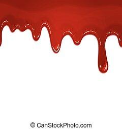 seamless, μικροβιοφορέας , αίμα , στάξιμο
