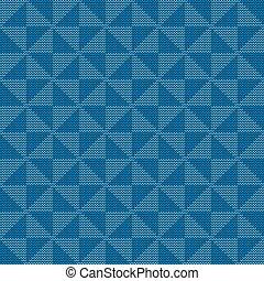 seamless, イラスト, 編まれる, ベクトル, パターン, 幾何学的