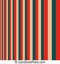 seamless, ストリップ, パターン, decor., 幅, 包むこと, ベージュ, 印刷, narrow, 壁紙, wide., ストライプ, 作られた, 緑の赤, minimalistic, 使われた, 手, drawing., ペーパー, スタイル, 生地