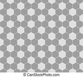 seamless, フットボール, pattern., eps, 10