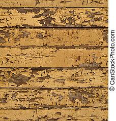 seamless, 古い, 木製の板, 割れた, 背景