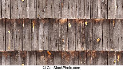 seamless, 外気に当って変化した, 屋根, 屋根板, 手ざわり, 背景