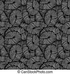 seamless, 抽象的, パターン