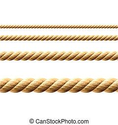 seamless, 繩子