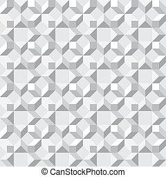 seamless, 벡터, 떼어내다, 패턴