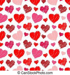 seamless, 심혼, 패턴