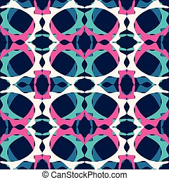 seamless abstract bright color pattern