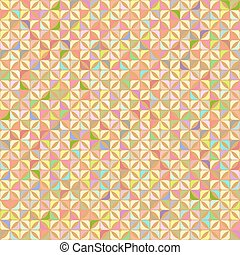 Seamless abstract colorful geometric vector pattern.