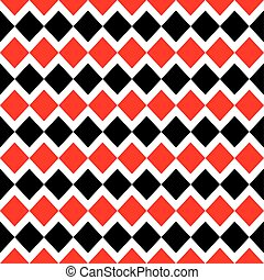 Seamless abstract ethnic african pattern