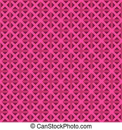 Seamless abstract geometric pattern background