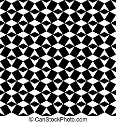 Seamless abstract geometric rectangle diamond pattern
