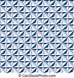 Seamless abstract geometric texture pattern background
