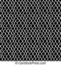 Seamless abstract lace pattern. Vintage fashion textile.