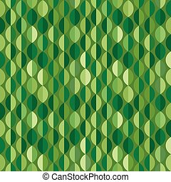 Seamless abstract leaf pattern texture
