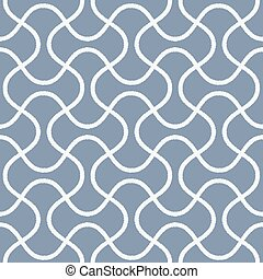 seamless abstract mesh pattern