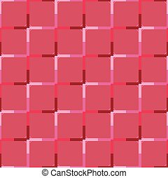 Seamless Abstract Modern Pattern from Lines