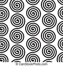 Abstract Monochrome Geometric Background