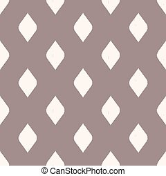 seamless abstract rhombus pattern