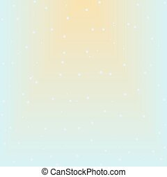 Seamless abstract snow pattern vector