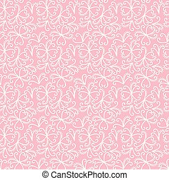 Seamless abstract swirls background