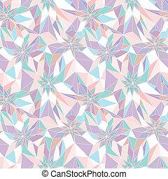 seamless, abstrakcyjny, geometryczny wzór