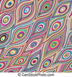 seamless, abstrakt, pattern.