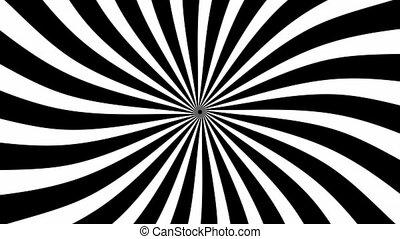 seamless, achtergrond, hypnotiseur