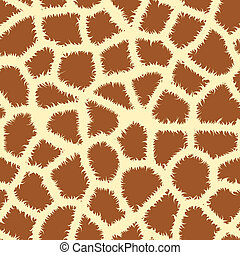 Seamless animal print - Seamless tiling animal print...