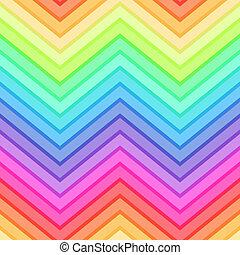 seamless, arco íris, fundo