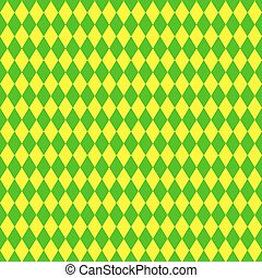 Seamless background color St. Patrick's Day