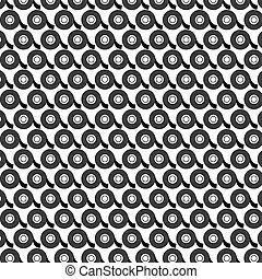 Seamless background of electrical tape