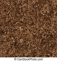 seamless background of soil textures - vector illustrations...