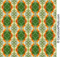 Seamless background pattern and texture