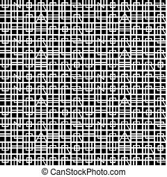 Seamless background with geometric pattern