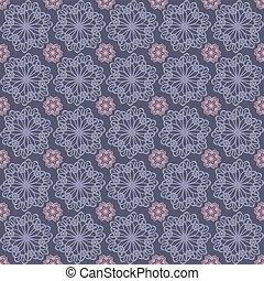 seamless background with lace