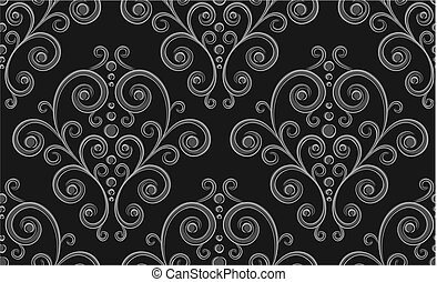 Seamless background with pattern.