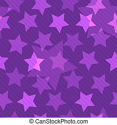 Seamless background with stars