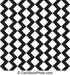 Seamless background zigzag parallelograms