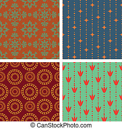 Seamless backgrounds