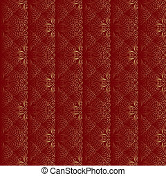 seamless baroque wallpaper