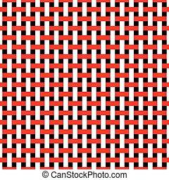 Seamless Basket Weave Pattern - Seamless Basket Weave...