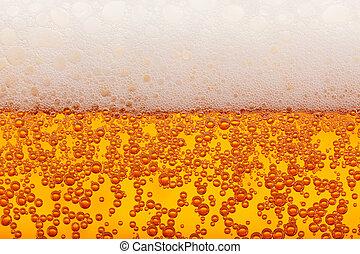 Seamless beer texture