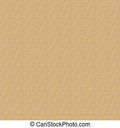 Seamless beige tile texture