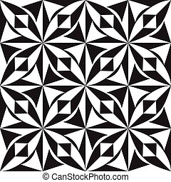 seamless black and white texture