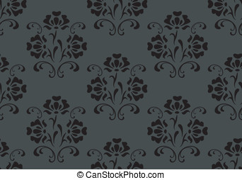 seamless black background